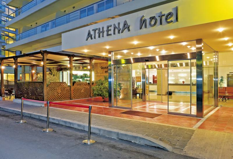 Aparthotel Athena - Rhodos stad - Rhodos